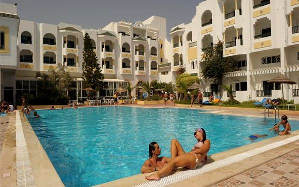 Tunisko - Mahdia na 8 dní, all inclusive nebo polopenze s dopravou letecky z Prahy
