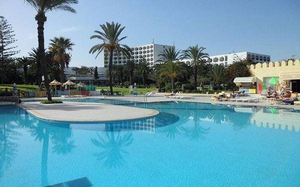 Tunisko - Sousse na 8 až 15 dní, all inclusive nebo polopenze s dopravou letecky z Prahy