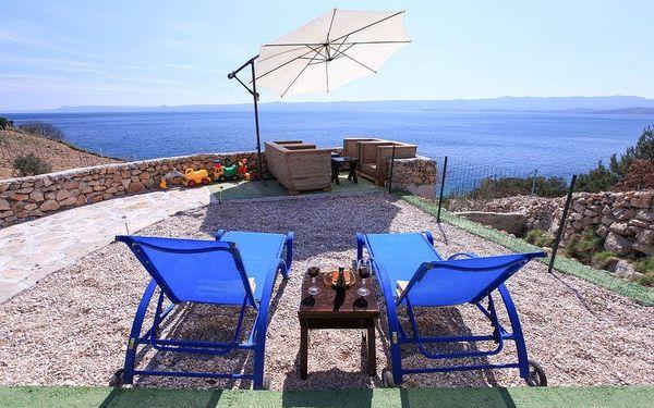 Chorvatsko - Robinzonáda Veritas - Ostrov Brač / bez stravy, vlastní doprava, 7 nocí, 2 osoby