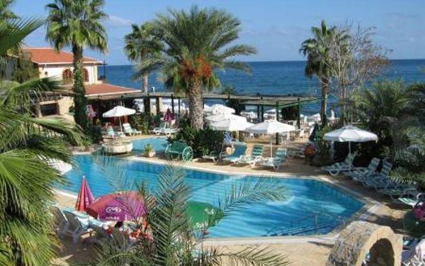 Kypr, Kyrenia, letecky na 8 dní se snídaní