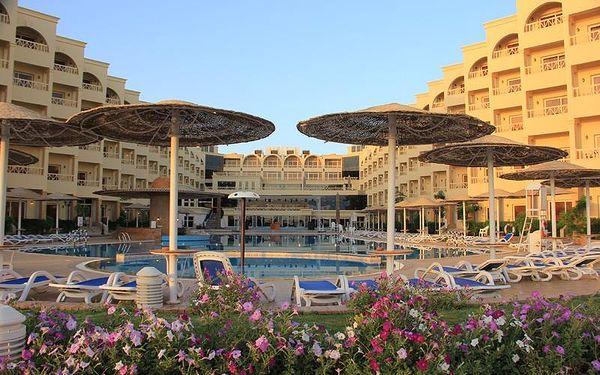 Egypt - Hurghada na 11 až 15 dní, all inclusive s dopravou letecky z Prahy nebo letecky z Brna