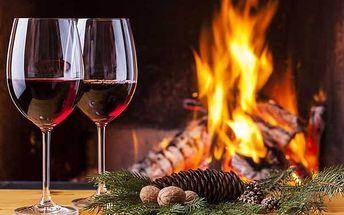 Vánoční pobyt na Vysočině pro dva