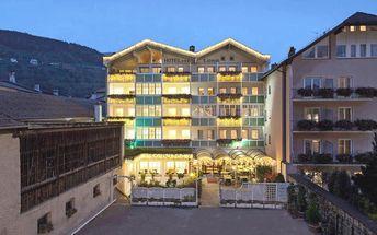Itálie - Trentino na 11 dní, polopenze s dopravou vlastní
