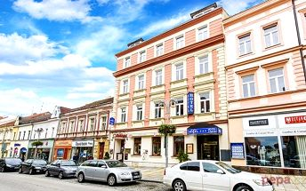 3 až 8denní pobyt pro 2 osoby se slevami v hotelu Tábor v jižních Čechách