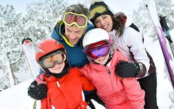Rodinná zimní dovolená v Krkonoších na Dvorské boudě. 1 dítě, sauna a 1 den navíc zdarma!