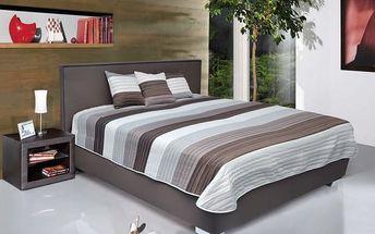 Manželská postel Grand 180x200cm