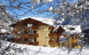 Itálie - Trentino na 11 dní, bez stravy s dopravou vlastní