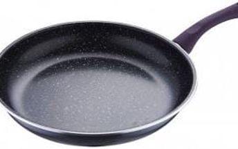 Pánev s nepřilnavým povrchem 28 cm fialová RENBERG RB-1506fial