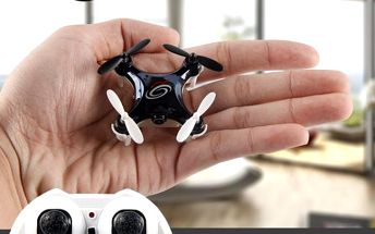 LiDi7 - Mini dron s kamerou - na dálkové ovládání RCobchod - RC_45318