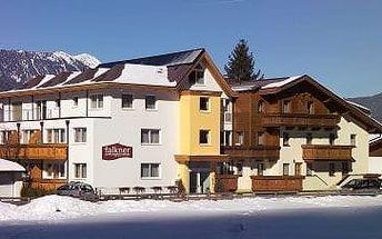 Rakousko - Tyrolsko na 11 dní, bez stravy s dopravou vlastní