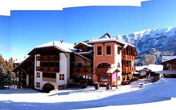 Itálie - Dolomiti Brenta (Val di Sole) na 11 dní, snídaně s dopravou vlastní