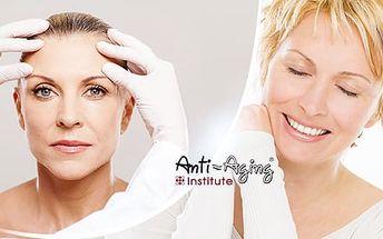 Ošetření anti-aging: bezbolestná a bezpečná metoda vedoucí k zastavení stárnutí a omládnutí