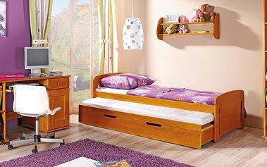 Dětská postel Vojtech, masiv