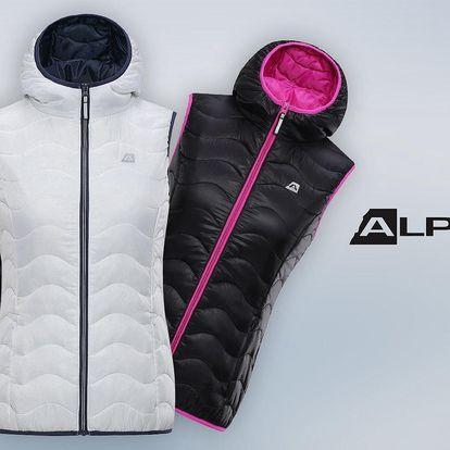 Stylové babí léto: Lehká vesta Alpine Pro