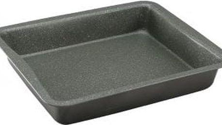 Plech na pečení 39x33,5x7,5 cm Gray Granit BLAUMANN BL-1598