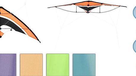 Létající drak 120 x 45 cm - 4 barvy