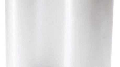 Odpadkový koš pedálový DECOBIN 5l stříbrný CURVER