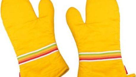 TESCOMA kuchyňské rukavice PRESTO TONE, pravá a levá