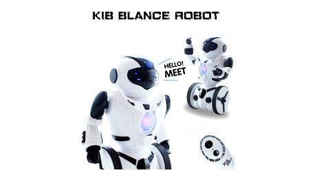 RC segway robot KidBe na dálkové ovládání RCobchod - RC_16990