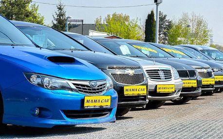 Kupón na slevu 10 000 Kč na nákup vozu v MAMA CAR