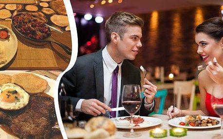 Mexické menu i s nápoji pro 2 osoby v oblíbené restauraci Hacienda v Kladně! Volba menu záleží jen na Vašich chutích. Quritto, Tortilla, šťavnaté Fajitas nebo třeba pikantní Chilli con carne? Na výběr máte daleko více a to vše s neuvěřitelnou slevou.