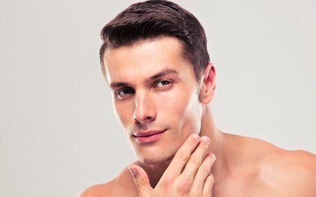 Kosmetické ošetření pleti pro pány