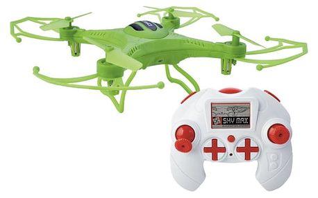 HONOR x13 - 22cm - střední dron na dálkové ovládání RCobchod - RC_45319 zelená