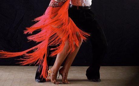 Říjen plný tance: Salsa, bachata a zouk