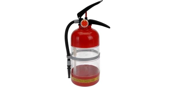 Dávkovač na nápoje Hasící přístroj, 550 ml EXCELLENT KO-170421020