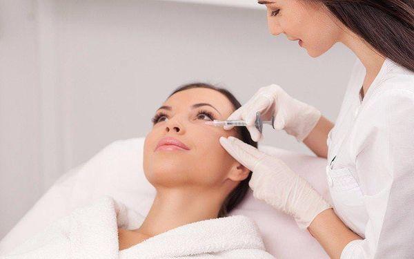Injekční lifting očního okolí