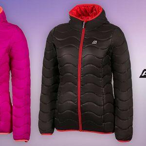 Zateplená dámská bunda Alpine Pro