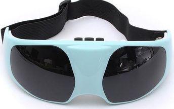 Vibrační brýle proti bolestem očí a hlavy - poštovné zdarma
