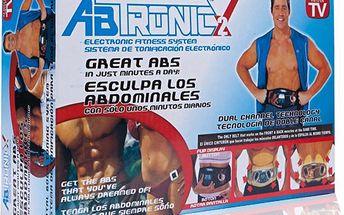 Ab Tronic X2 - Masážní pás