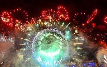 Silvestr 2016 v Londýně s ubytováním
