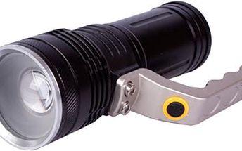 LED hliníková svítilna - Zoom - Cree XML-T6 LED