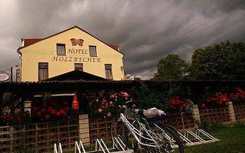 Aktivní pobyt pro dva v hotelu Holzbecher