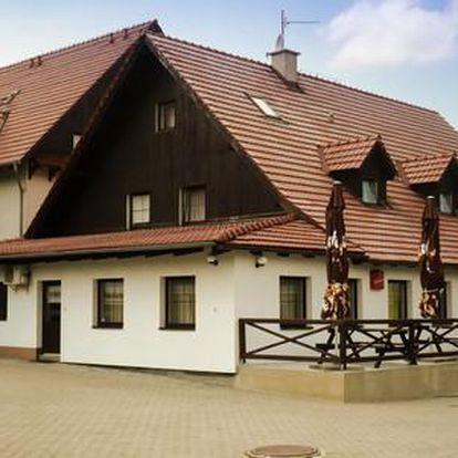 Pobyt v Beskydech na 3 dny pro dva v Hotelu U lip s polopenzí, vsupem do sauny a fitness
