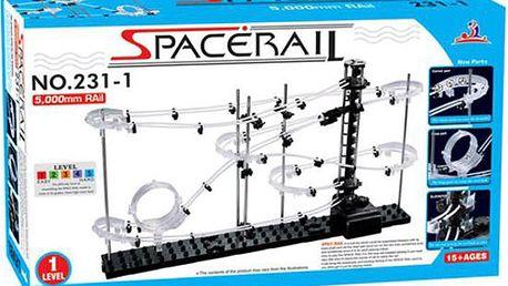 Kuličková dráha Space Rail - Level 1 - 5m