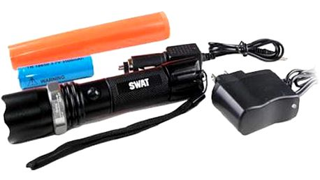 Profesionální policejní dobíjecí svítilna - XJ-125