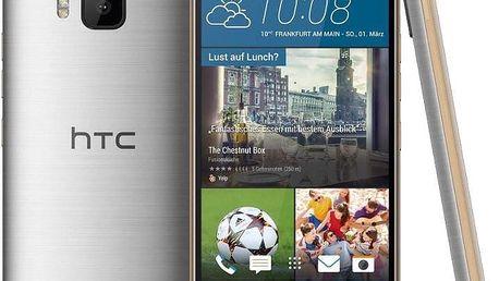 HTC One (M9), stříbrná /silver - 99HADF129-00