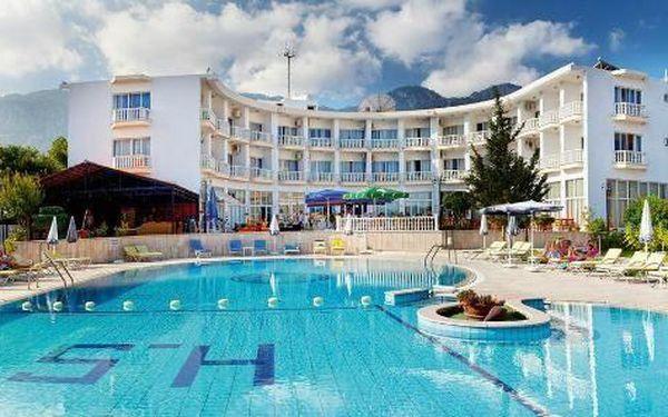 HOTEL SEMPATI, Kypr, , 8 dní, Letecky, Snídaně, Alespoň 3 ★★★, sleva 21 %
