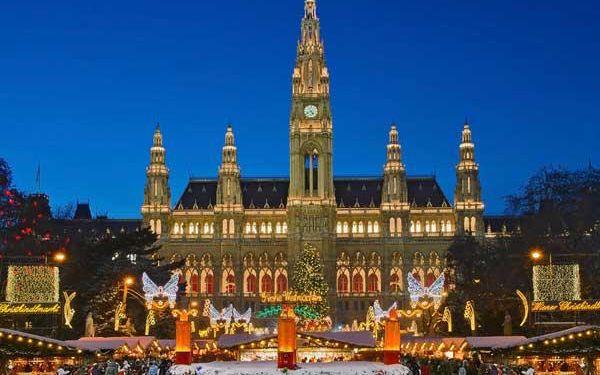 Zájezd na adventní trhy do Vídně!