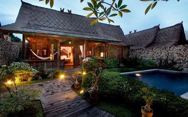 Bali - na 10 až 15 dní, snídaně s dopravou letecky z Prahy
