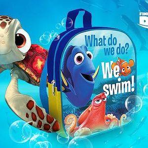 Dětský batoh s motívom Nemo