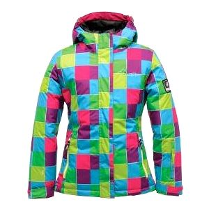Dětská lyžařská bunda Dare2B DGP306 THAWED Electric Pink