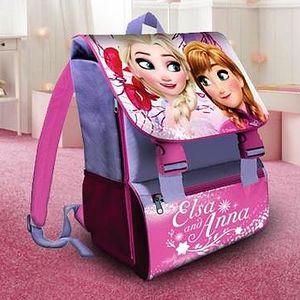 Školní batoh s motivem Elsa a Anna