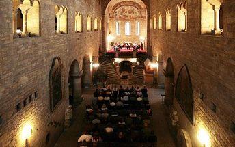 Koncert vážné hudby na Pražském hradě