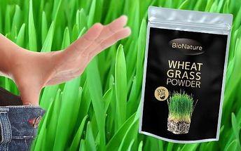 Bionature Mladá zelená pšenice