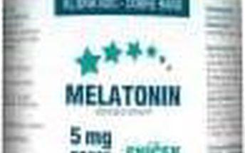 AURUM Sníček Melatonin + Mučenka + Meduňka + vitamin B6 80+20 tablet ZDARMA