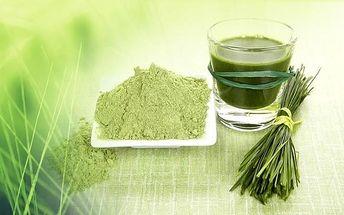 Bionature Mladý zelený ječmen prášek v bio kvalitě